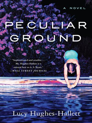 cover image of Peculiar Ground